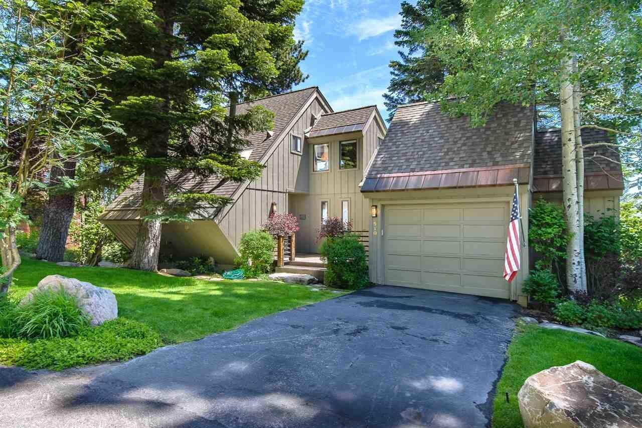 510 Nightingale Road, Tahoe City, CA  3 Bed | 3 Bath | 1,870 sqft | $1,695,000 Nick Marrone | 603.986.4498