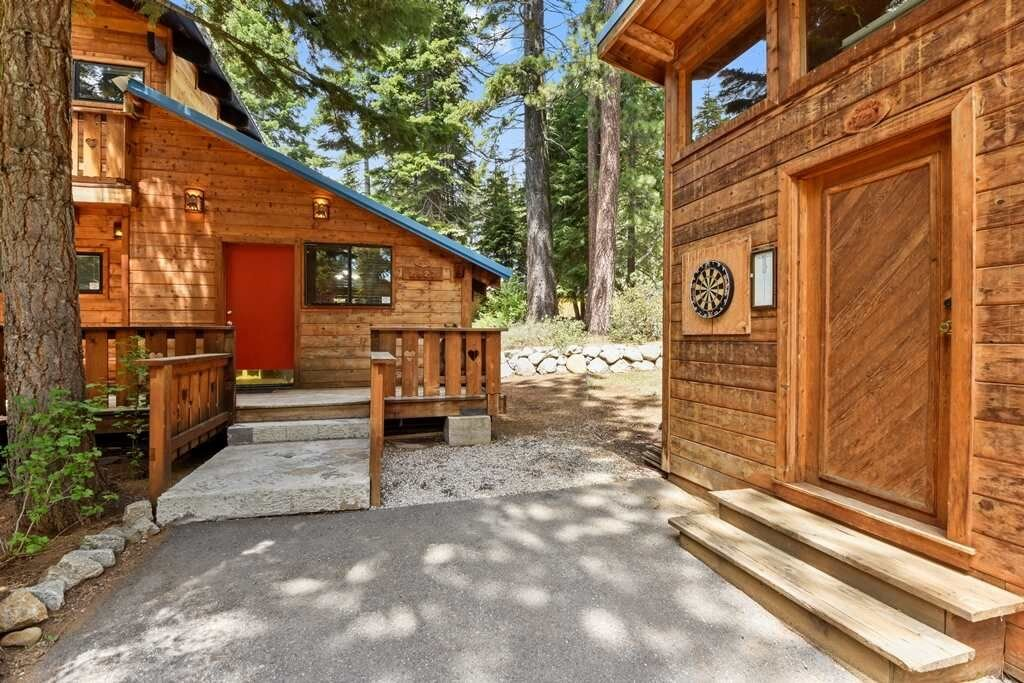 2827 Sierra View Avenue, Tahoe City, CA  5 Bed | 4 Bath | 2,041 sqft | $1,180,000 Kristina and Ken Mattson | 530.613.5207