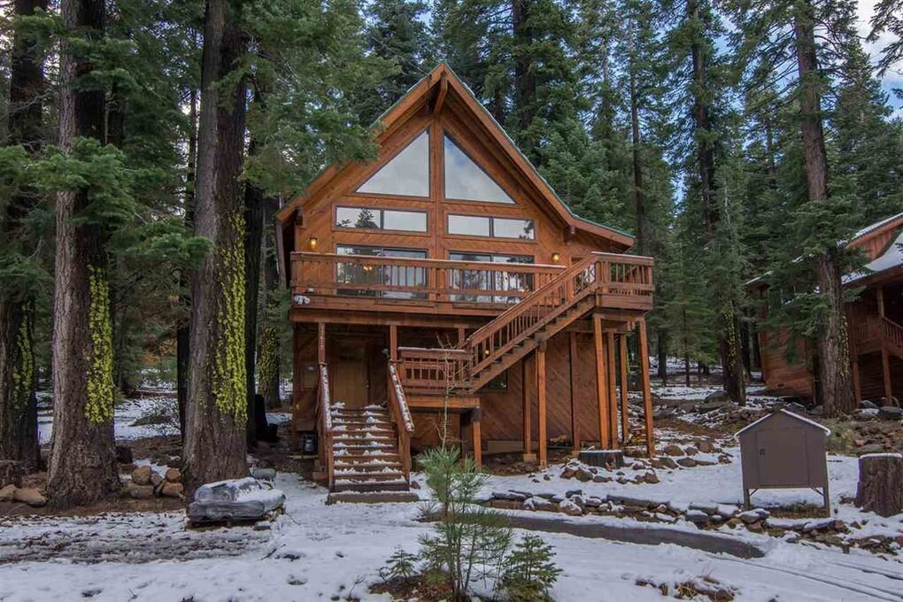 12675 Saint Bernard Drive, Truckee, CA  3 Bed | 2 Bath | 1,460 sqft | $700,200 Kay Mullin and Diana Keating | 530.523.3526