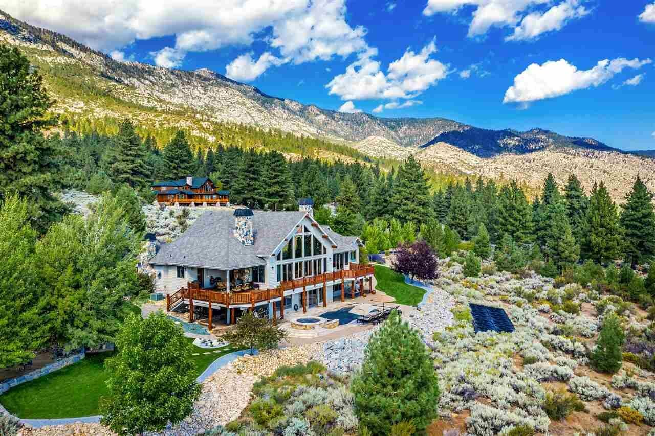 279 Five Creek Road, Gardnerville, NV  4 Bed | 5 Bath | 5,593 sqft | $2,493,000 Star L. Brooks | 530.318.5818