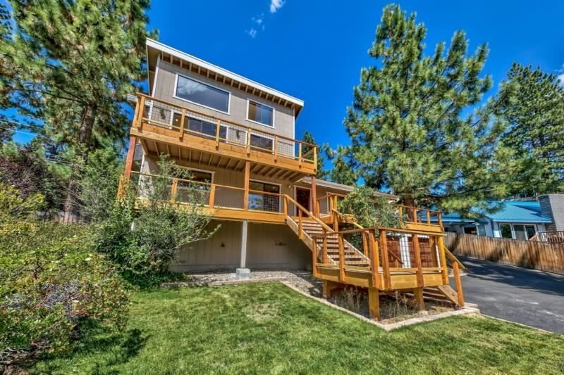 611 Alma, Zephyr Cove, NV  5 Bed | 4 Bath | 2,248 sqft | $995,000 Star L. Brooks | 530.318.5818
