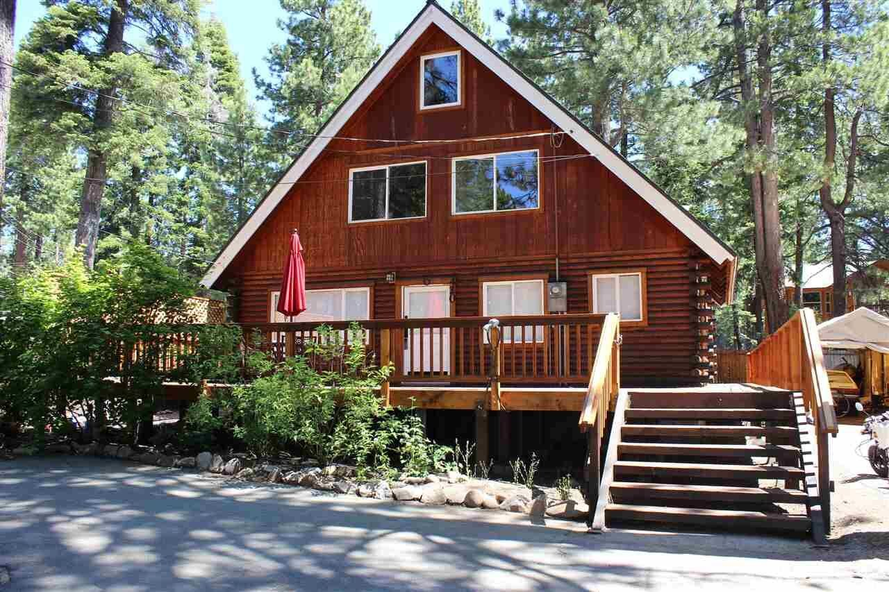 420 National Avenue, Tahoe Vista, CA  4 Bed | 2 Bath | 1,672 sqft | $549,000 Neil Morse | 530.448.1944