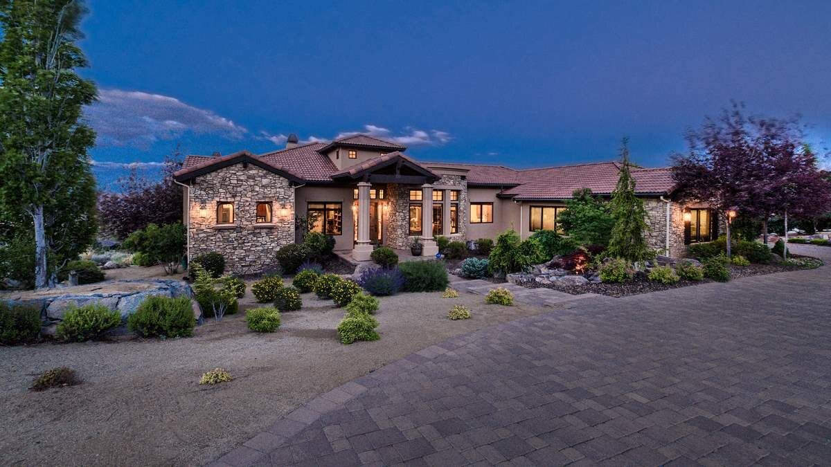 6736 Rabbit Brush, Reno, NV  4 Bed | 5 Bath | 4,494 sqft | $1,680,000 Carrie Van Solinge | 775.219.9162