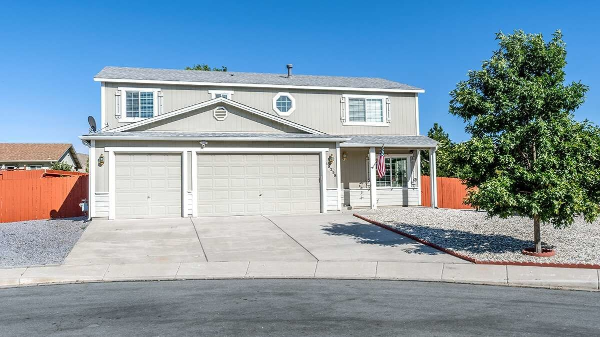 18258 Sky Crest, Reno, NV  5 Bed | 3 Bath | 2,712 sqft | $380,000 Christy Kuzmik and Cary DeMars | 775.762.8097