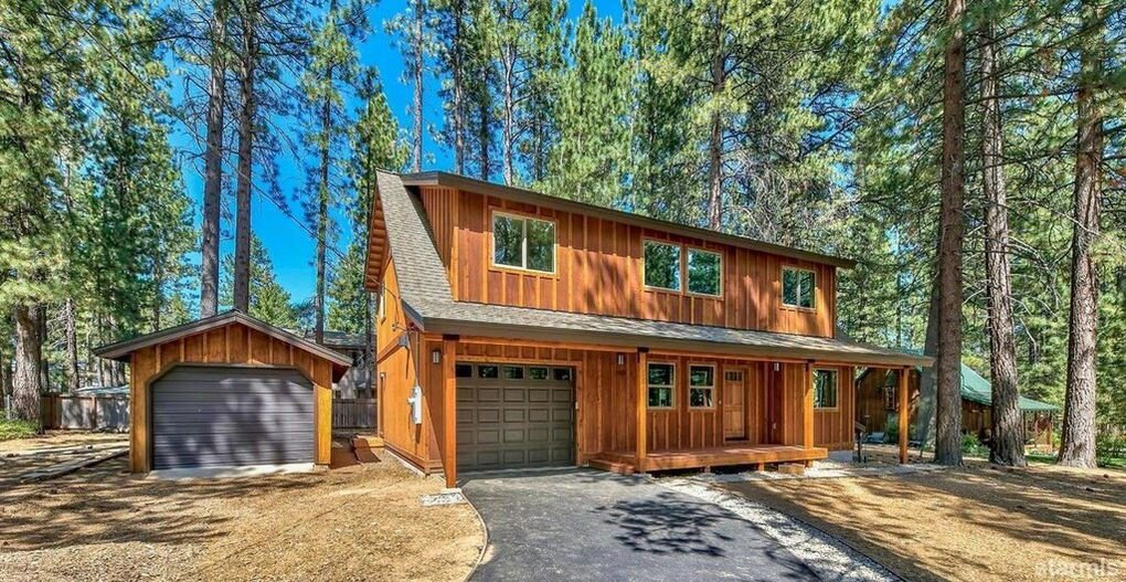 3359 Deer Park, South Lake Tahoe, CA  3 Bed | 2.5 Bath | 2,020 sqft | $675,000 Matthew P. Bryant | 530.570.2616