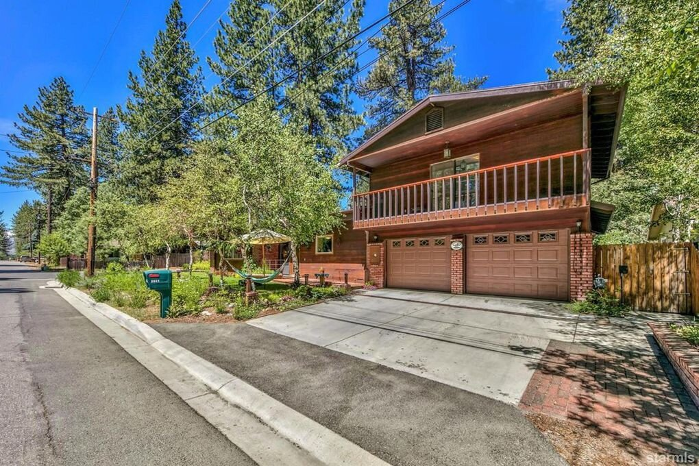 2601 Alma Avenue, South Lake Tahoe, CA  3 Bed | 2 Bath | 1,712 sqft | $429,900 Jill Moffett | 530.318.6835