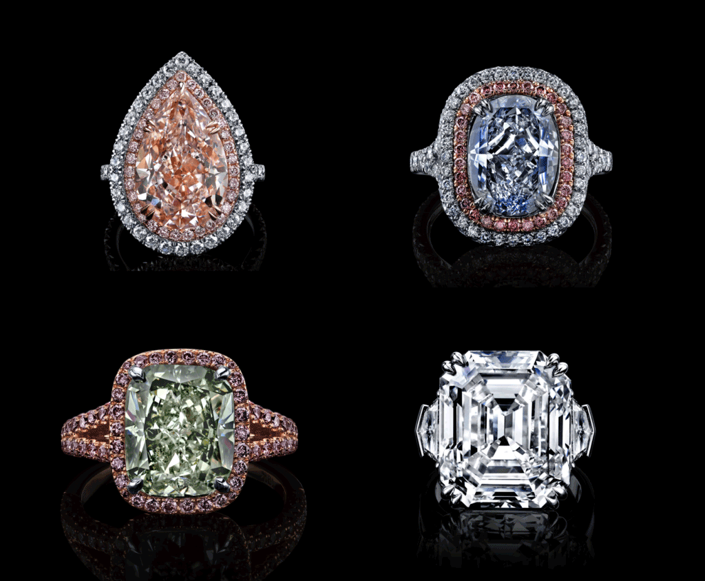 Raiman Rocks Diamonds