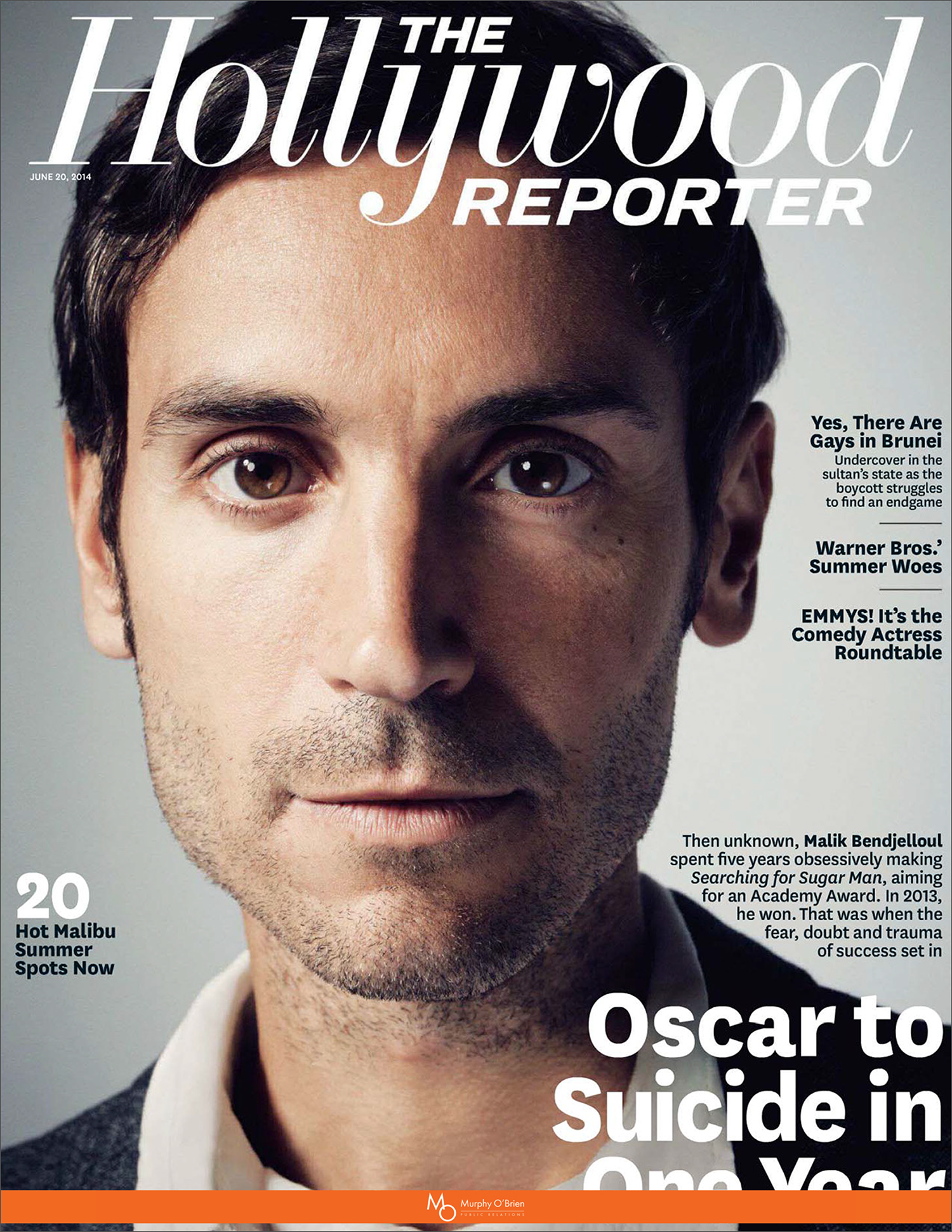 Iconic Homes_Hollywood Reporter