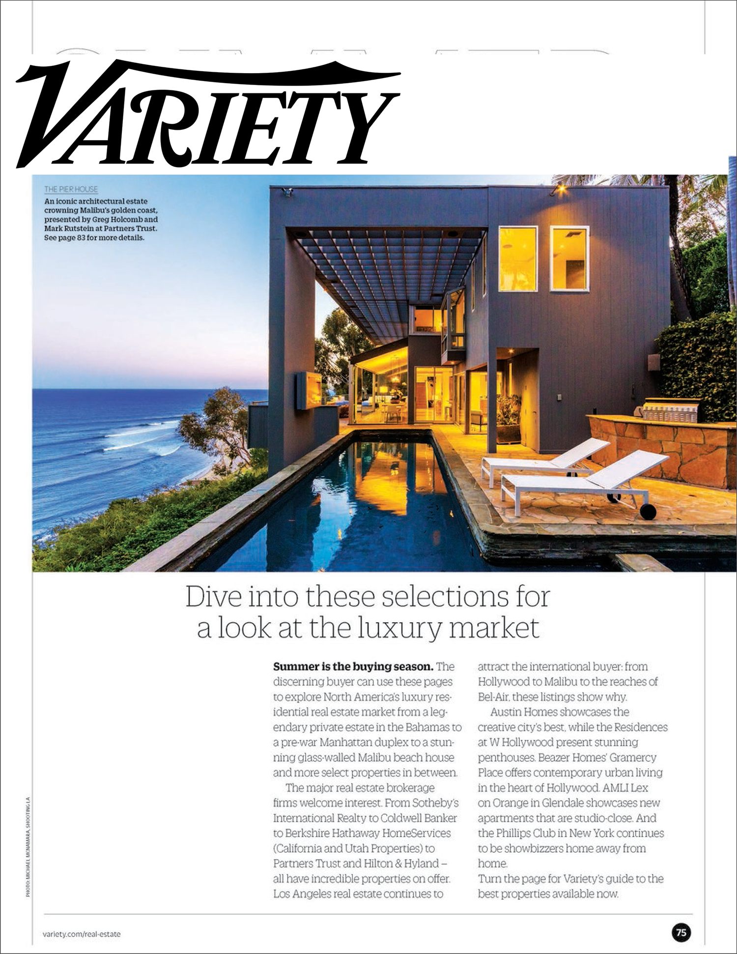 Iconic Homes_Summer Real Estate Guide
