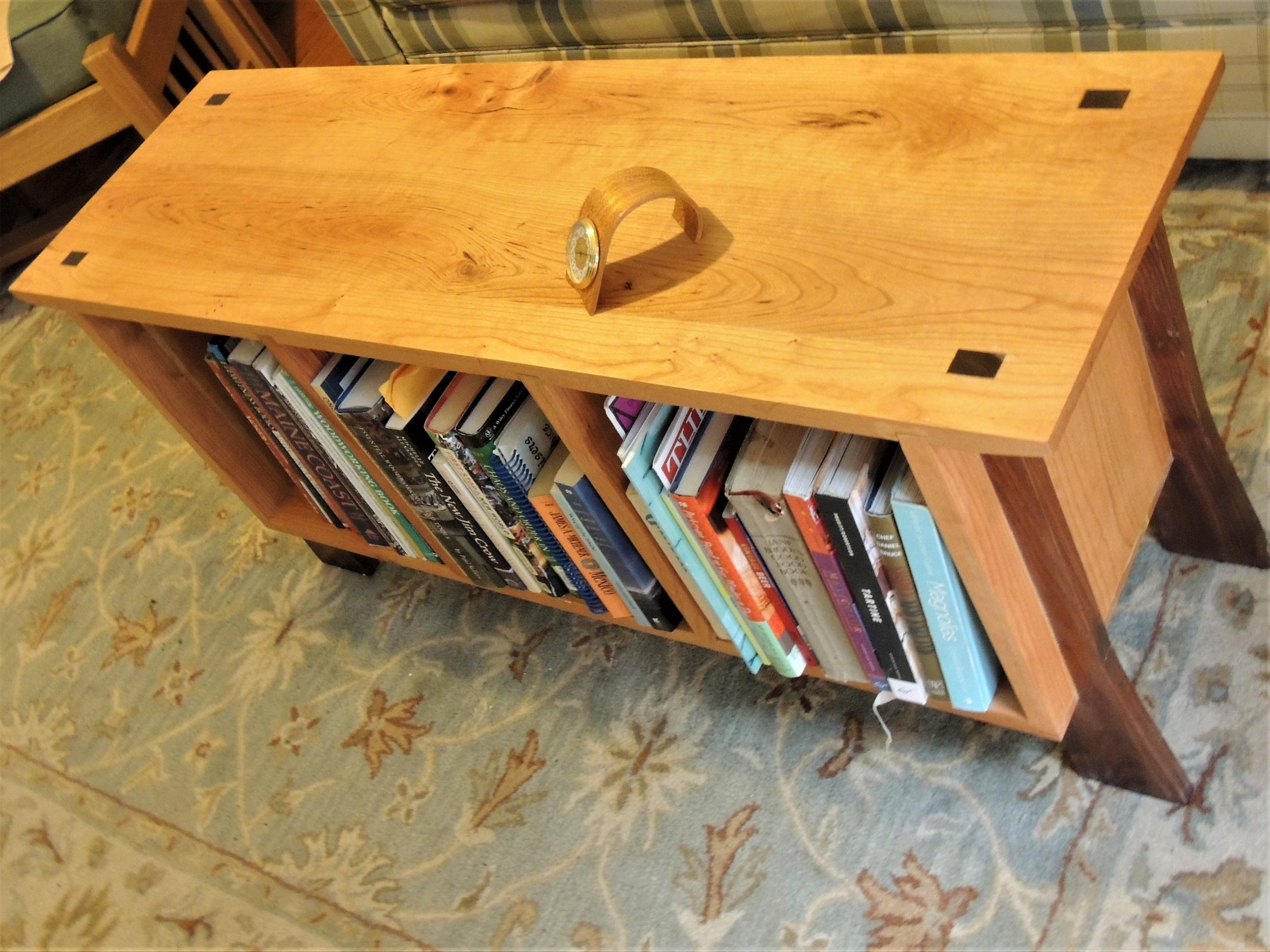 Bookcase and Coffee Table