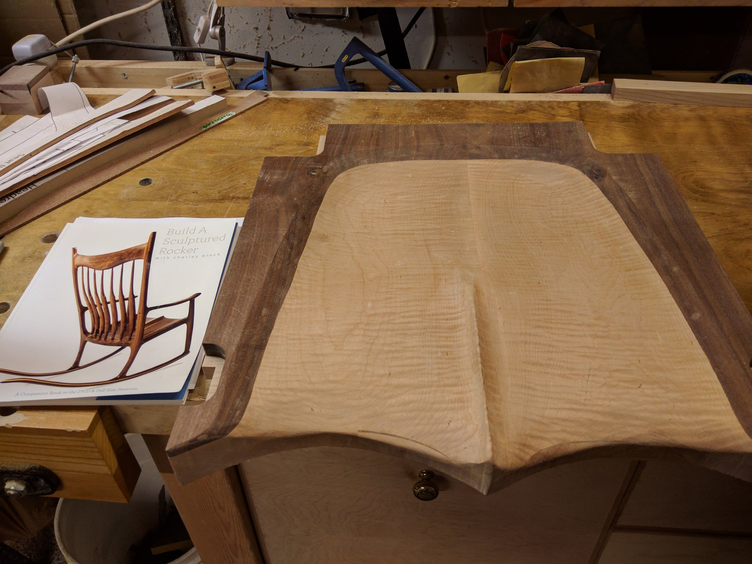 - Sculpting the Seat