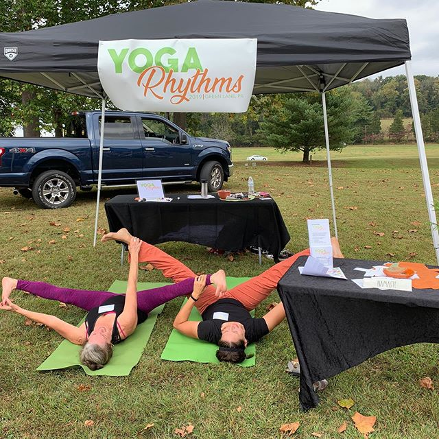 We had great fun at the #birdandwildlifefestival this weekend! Connecting with our neighbors and practicing yoga, what could be better? —  #audubonsociety #yogainnature #yogaflow #yoga #phillyyoga #outdooryoga #phillyyogateacher #phillyyogateachers #greenlanepark #schwenksville #perkiomenville #buxmont #wellness #yoga #phillywellness #naturalliving #vegan #yogaeveryday #yogaeverydamnday #yogaeverywhere #yogalife #yogainspiration #namaste #greenlanepark