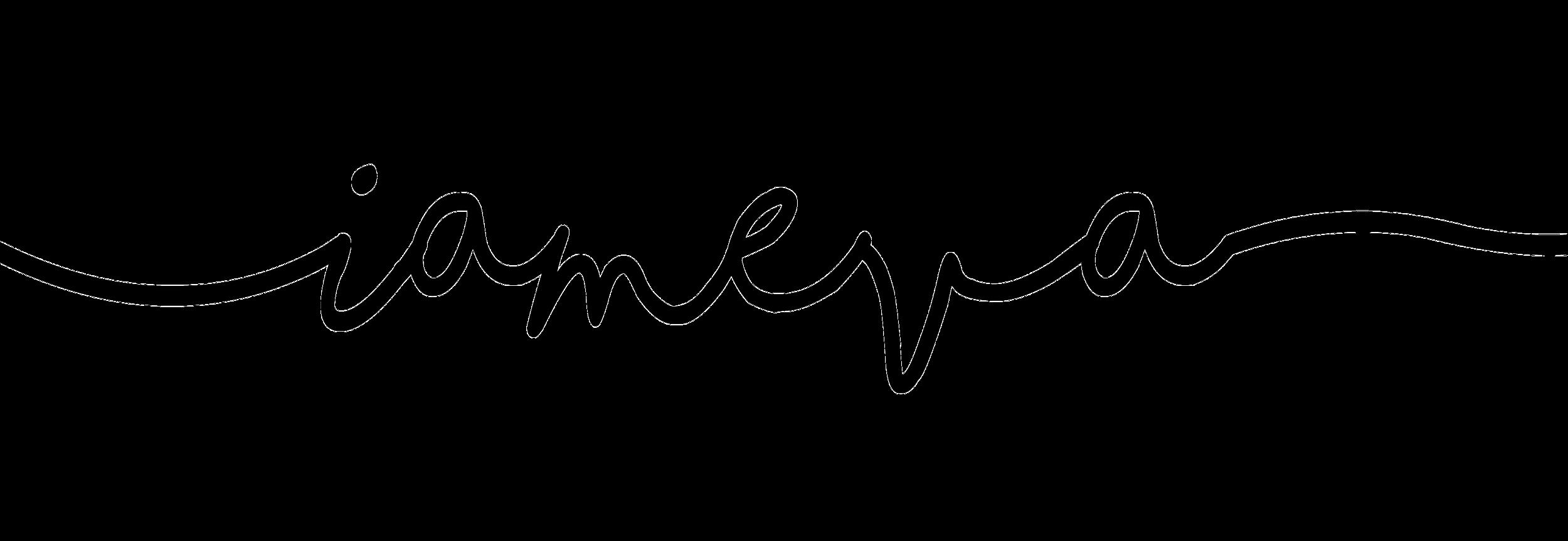 I am eva logo black.png