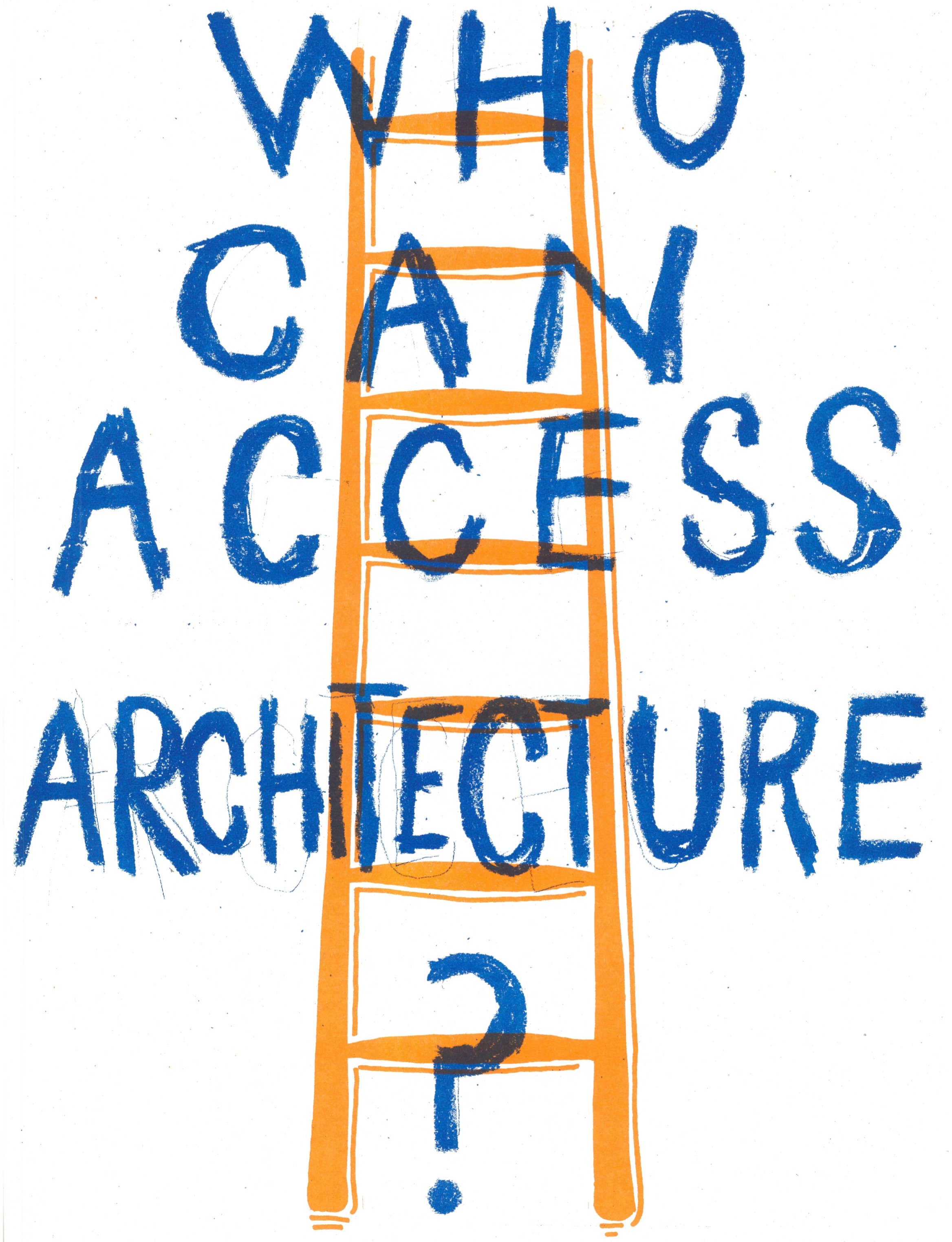 Figure 2.   A manifesto poster from union organizing efforts, n.d. Alternatively, who can teach in the architectural academy? Credit:  Workers' Inquiry: Architecture .