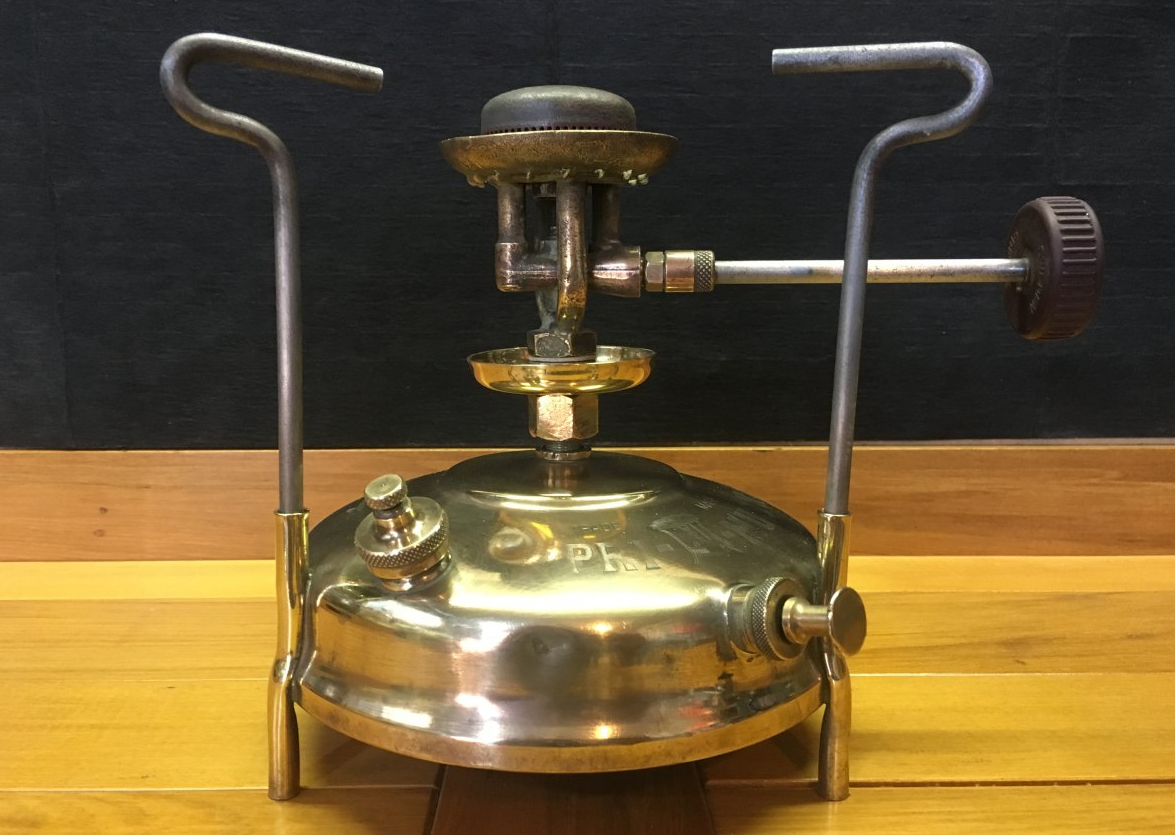 Figure 4. A Primus camping stove.