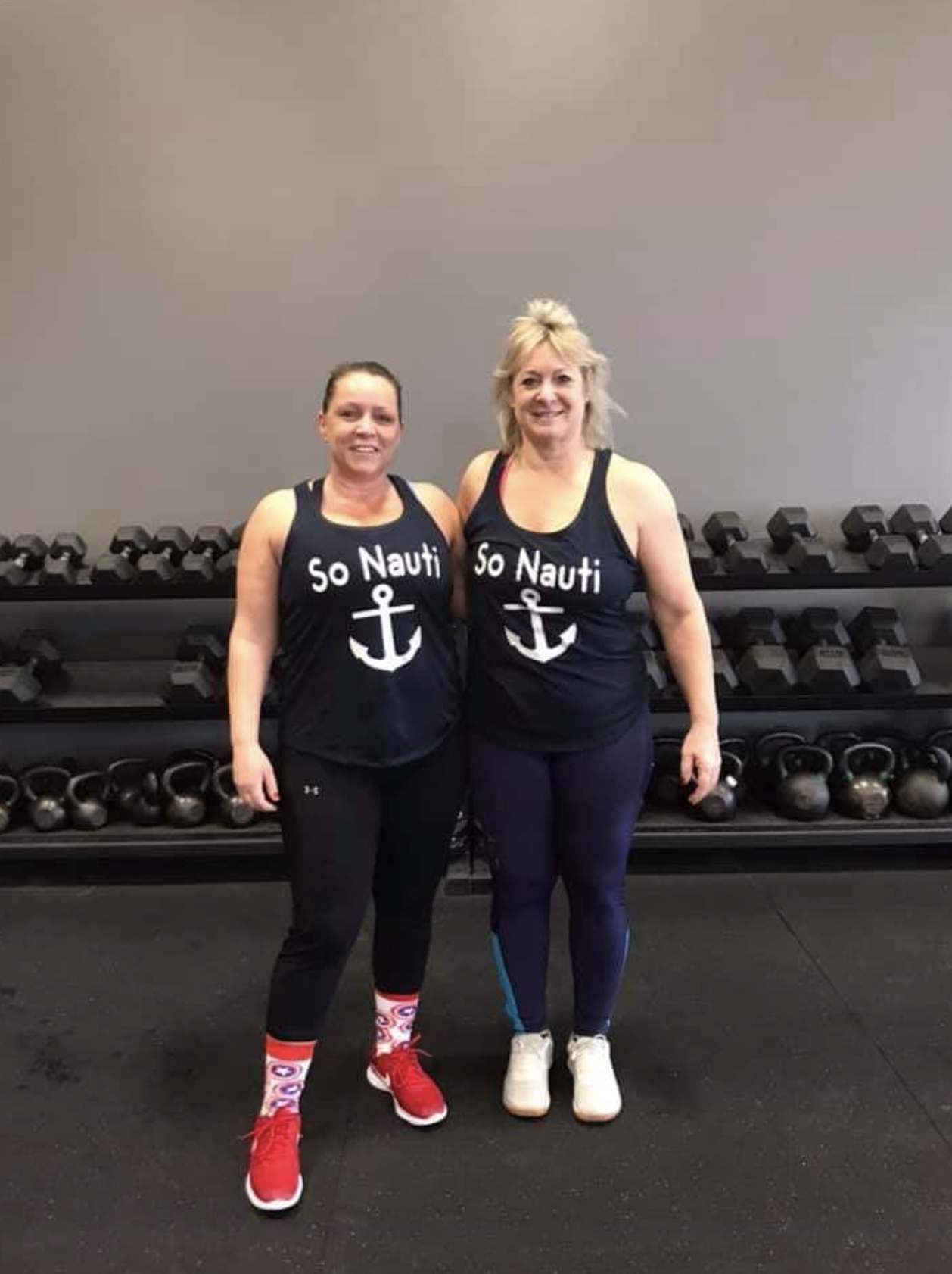 Congratulations to Jackie (on the left) in celebrating her one year anniversary with CrossFit Kinesis. Jackie hasn't had it easy throughout her life, but she found a safe a positive environment with the coaches and members of Kinesis. When Jackie was referred to ValorFit she was not in a good place mentally or physically, she is now in a much better place. Jackie fully understands what she needs to do and she is doing it because people are walking with her as she works towards a better way of life. Thank you for trusting the process Jackie, and thank you to  CrossFit Kinesis  for your continued effort in helping us help veterans and their families. Stronger Together.  #valorfit