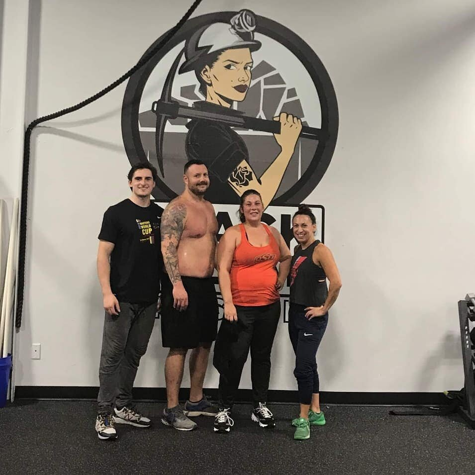 Meet Misty. Misty has some things in her past that she would like to work through, so she walked into  Black Collar CrossFit  and asked  Merenciana Paulus  to help her, and Meddy is doing just that. It's truly an inspiring relationship. Meddy and  Mike Ruehlmann  aren't just helping Misty get out of physical pain, but they are working next to her to help build her confidence and remind her of her self worth. ValorFit is working with Misty outside of the gym to lead her to the resources that she desperately deserves. There is a reality to this triangle of power, and it is truly beautiful. Welcome home Misty.  Thank you to  LOF-Xpress Oil Change  for their monthly financial contributions to ValorFit, it is truly making a difference.  Stronger Together.  #valorfit