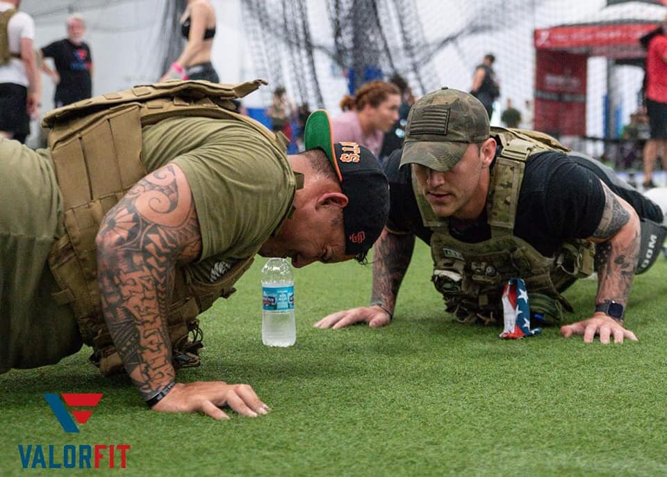 become a champion - Our program provides education through free personal training sessions, nutritional guidance, and goal setting to veterans, both active and National Guard/Reserve at select ValorFit registered facilities.