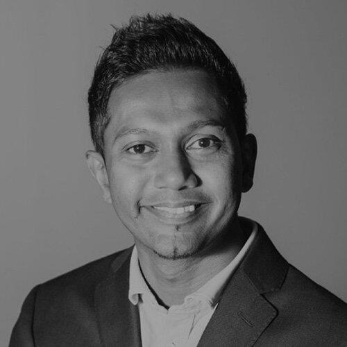 Vicknesh Pillay - Venture Partner