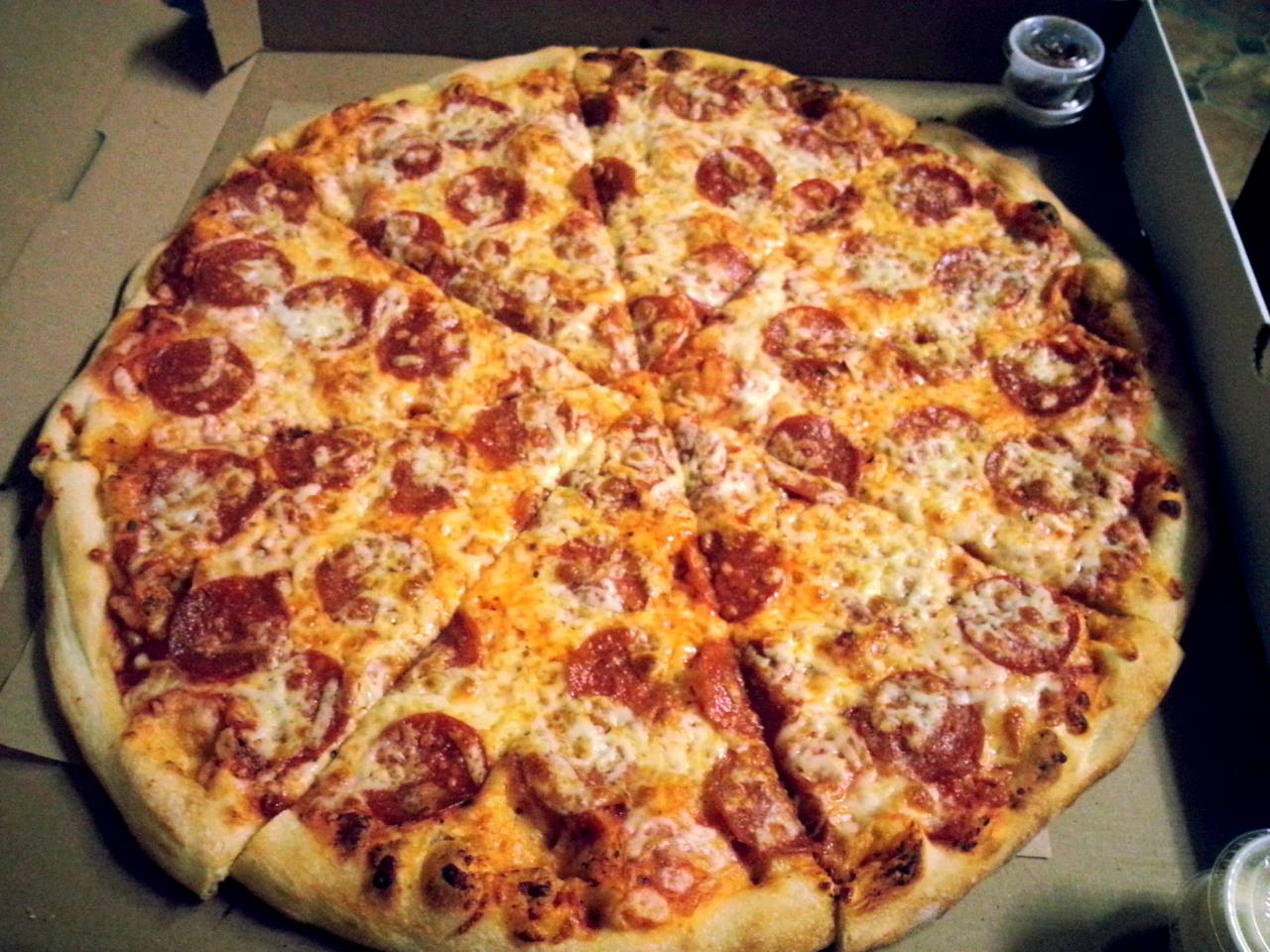 Amore Pizza - Happiness by the Slice!