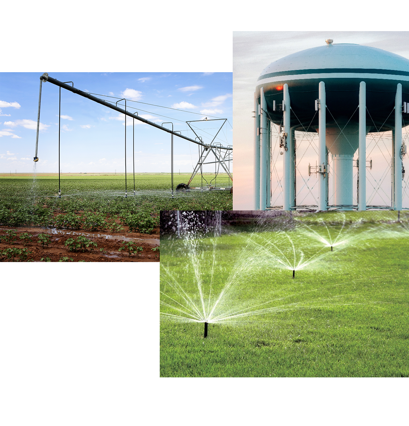 Residential. Industrial. agricultural. Municipal. - Through diverse vendor relationships we keep a complete inventory of innovative and competitively priced pumps and water supplies at all times.