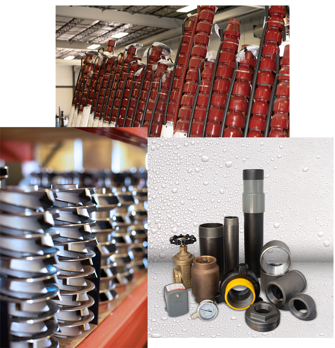 The One Stop Shop For Pumps and Accessories - We make the contractor our primary focus by being a one-stop-shop for industry-leading products and knowledge. We've paired the company you know and love with uncompromising customer service. Our diversified vendor support gives us the ability to stay ahead of the curve and allows us to provide the quality assurance to fulfill all your pump and water supply needs.