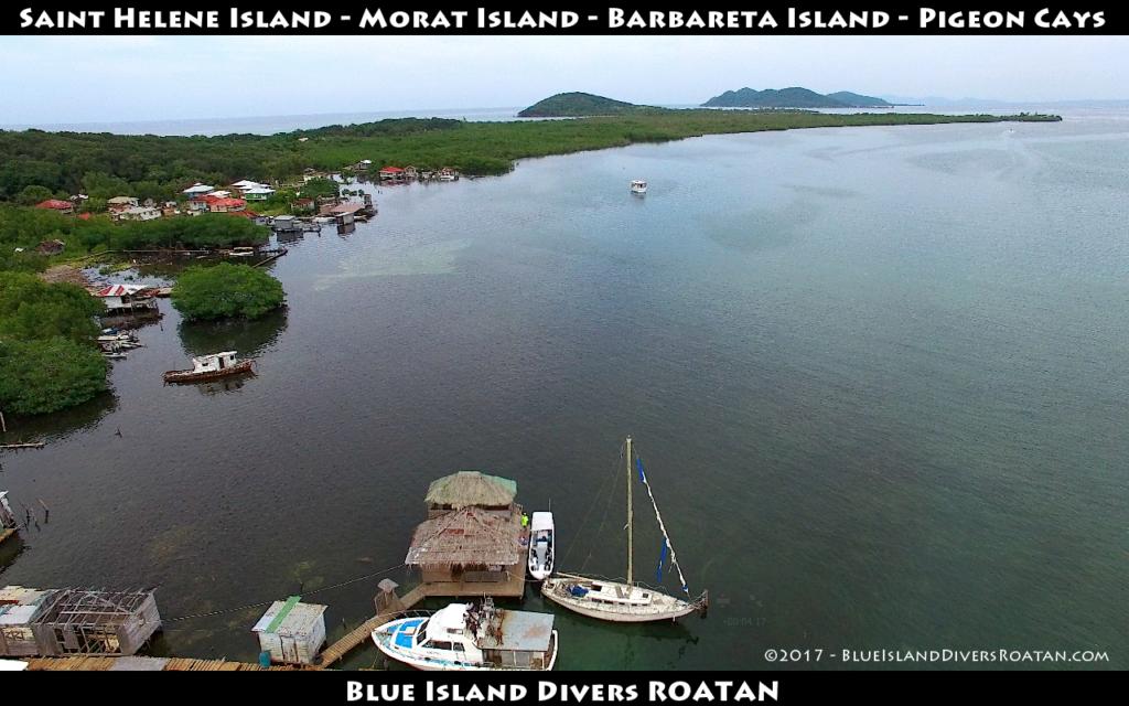 Saint Helene Island
