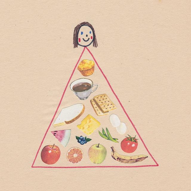 Food Pyramid, 2012