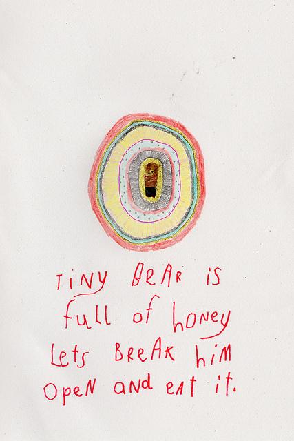 Tiny Bear, 2013