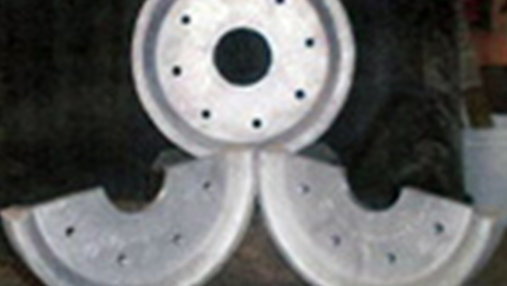 Intermediate Bogey Wheels - Heavy Duty Aluminum Alloy Intermediate Bogie Wheels that has INCREDIBLE Wear Life compared to plastic wheels. Fits CAT 267/277/287, RC85/100READ MORE
