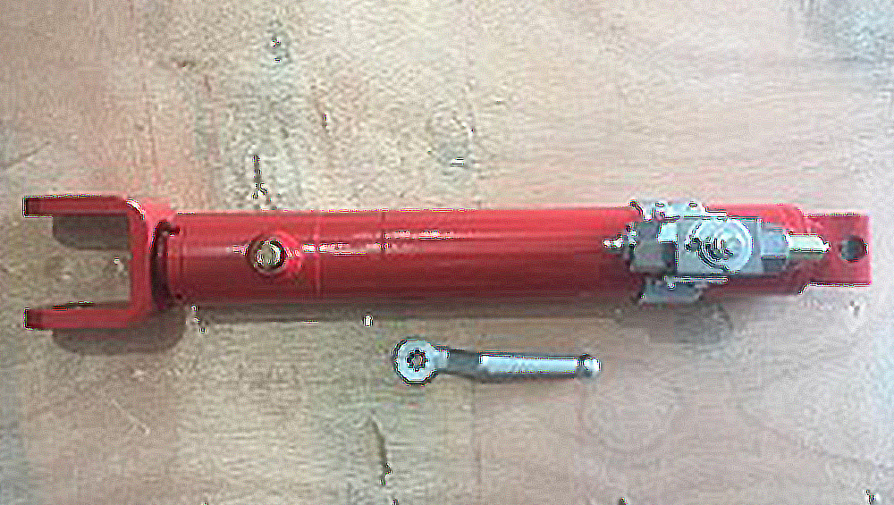 Hydraulic Track Tensioner - Provides the ability to easily tighten or lessen the tension of the track within minutes using a grease gun without having to use large wrenches or torches due to rust and corrosion. Poorly tensioned tracks are a leading cause of drive lug damage. Keep your tracks well tensioned with far less effort with greased hydraulic track tensioners. What was once a difficult 20 minute job is now an effortless 20 second job.READ MORE