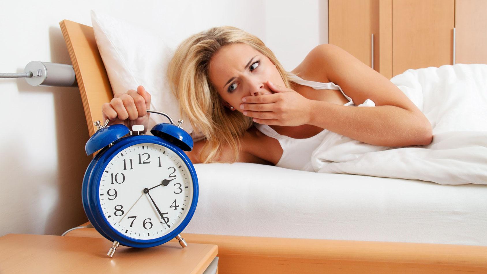 SCHLAFPROBLEME - Erholsamer Schlaf für Sie und Ihre Kinder.