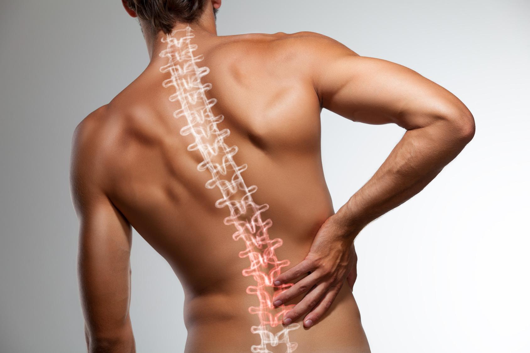RÜCKENSCHMERZEN - Schmerzen im Rücken und wissen nicht warum?