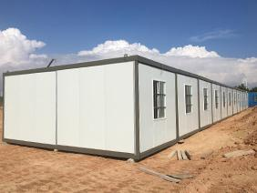 flodable container - Foldable Cabin can be erected in 15 minutes at site. It can meet the basic temporary requirement immediately.