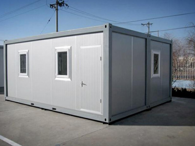 Single Storey Container House