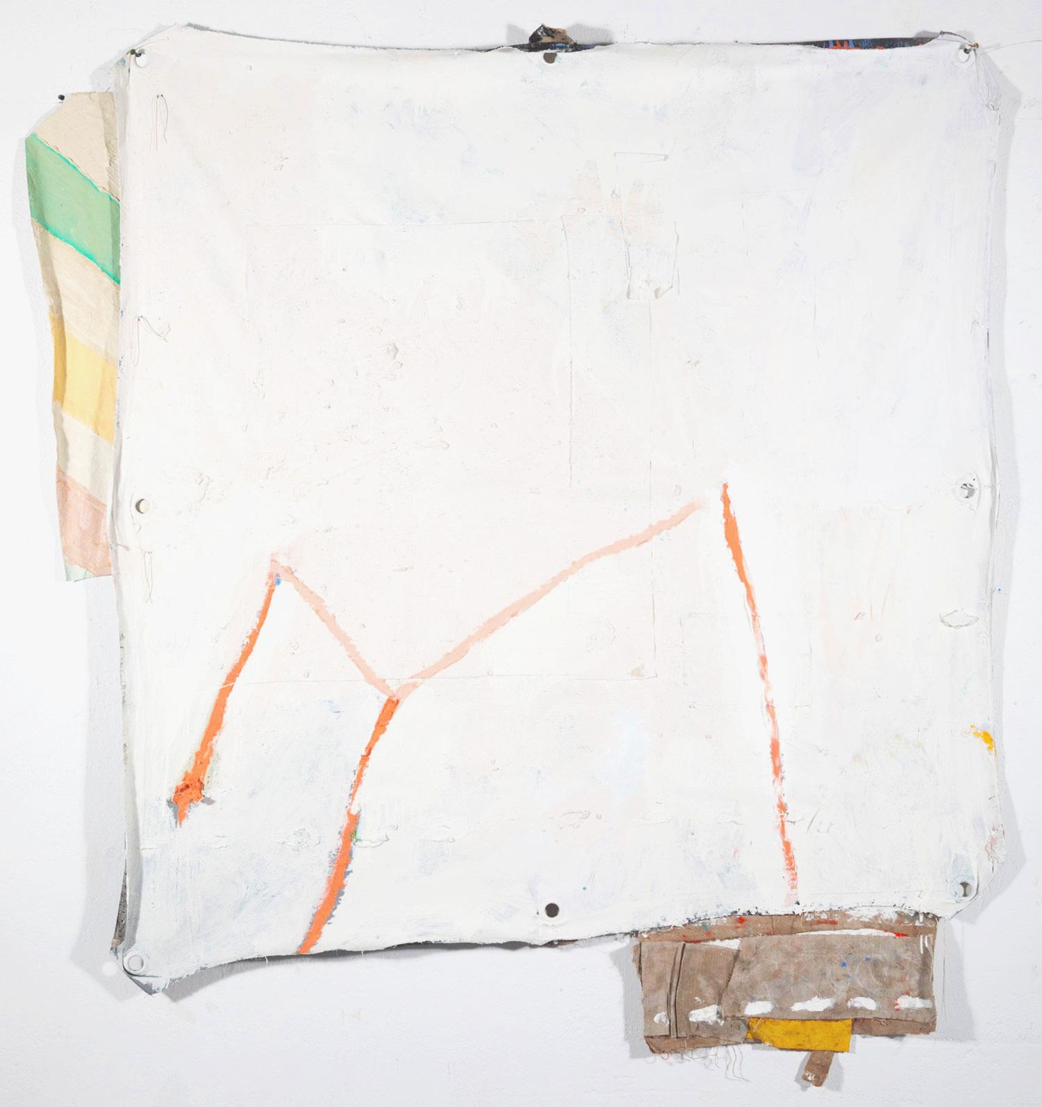 GROO! / mixed media / 177 x 161 cm