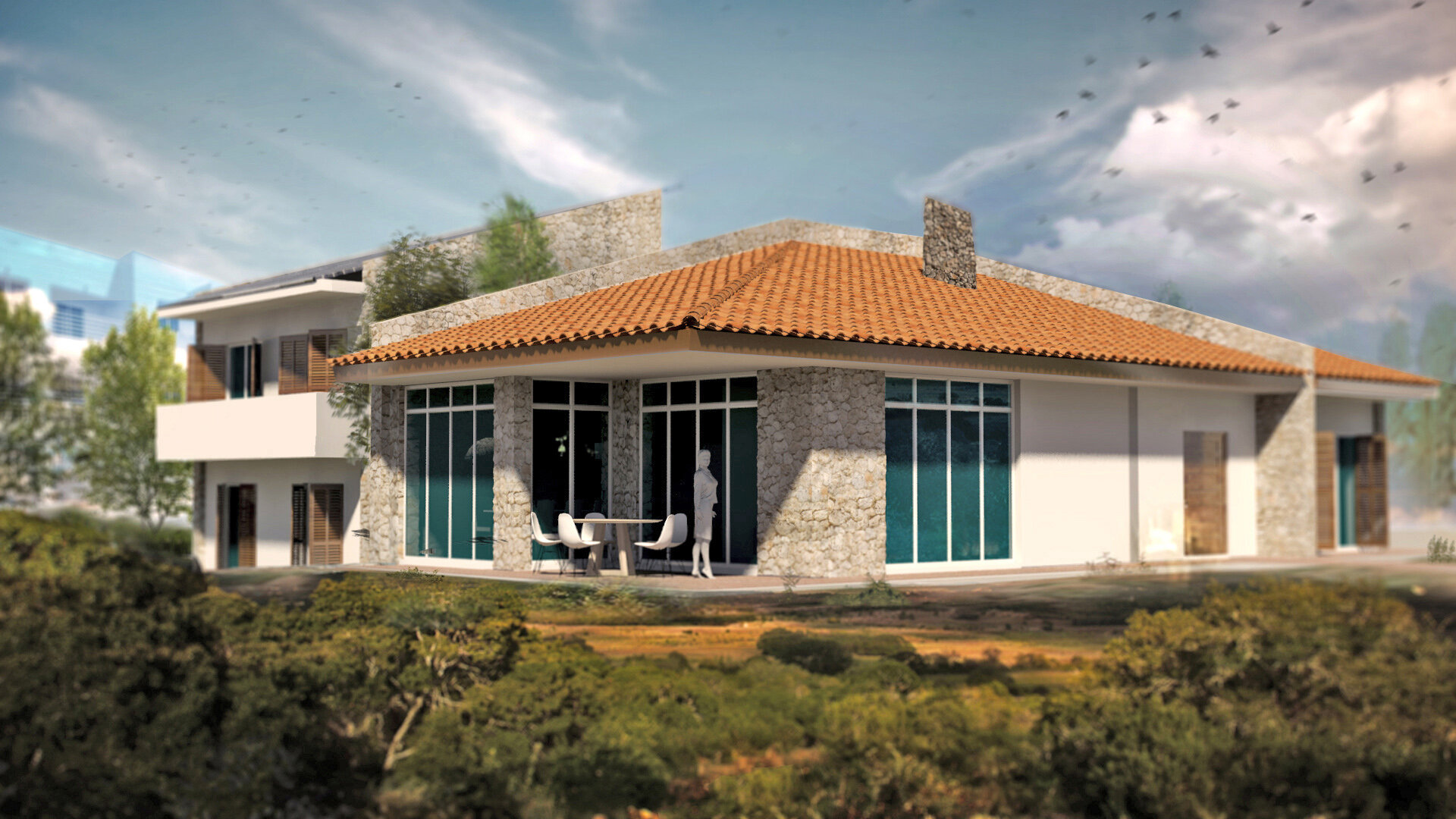 HOUSE IN NICOSIA