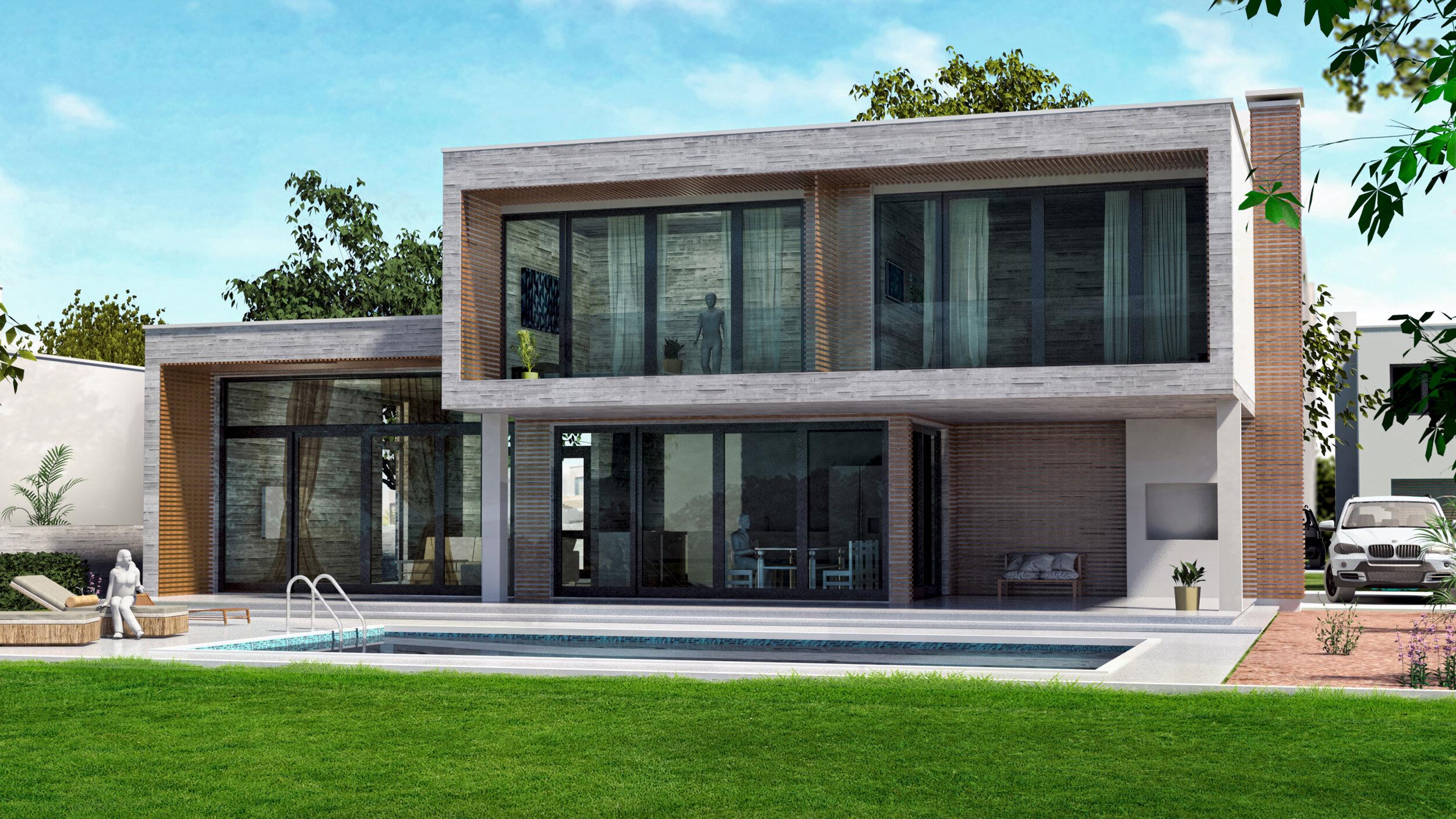 HOUSE SCHEMATIC DESIGN