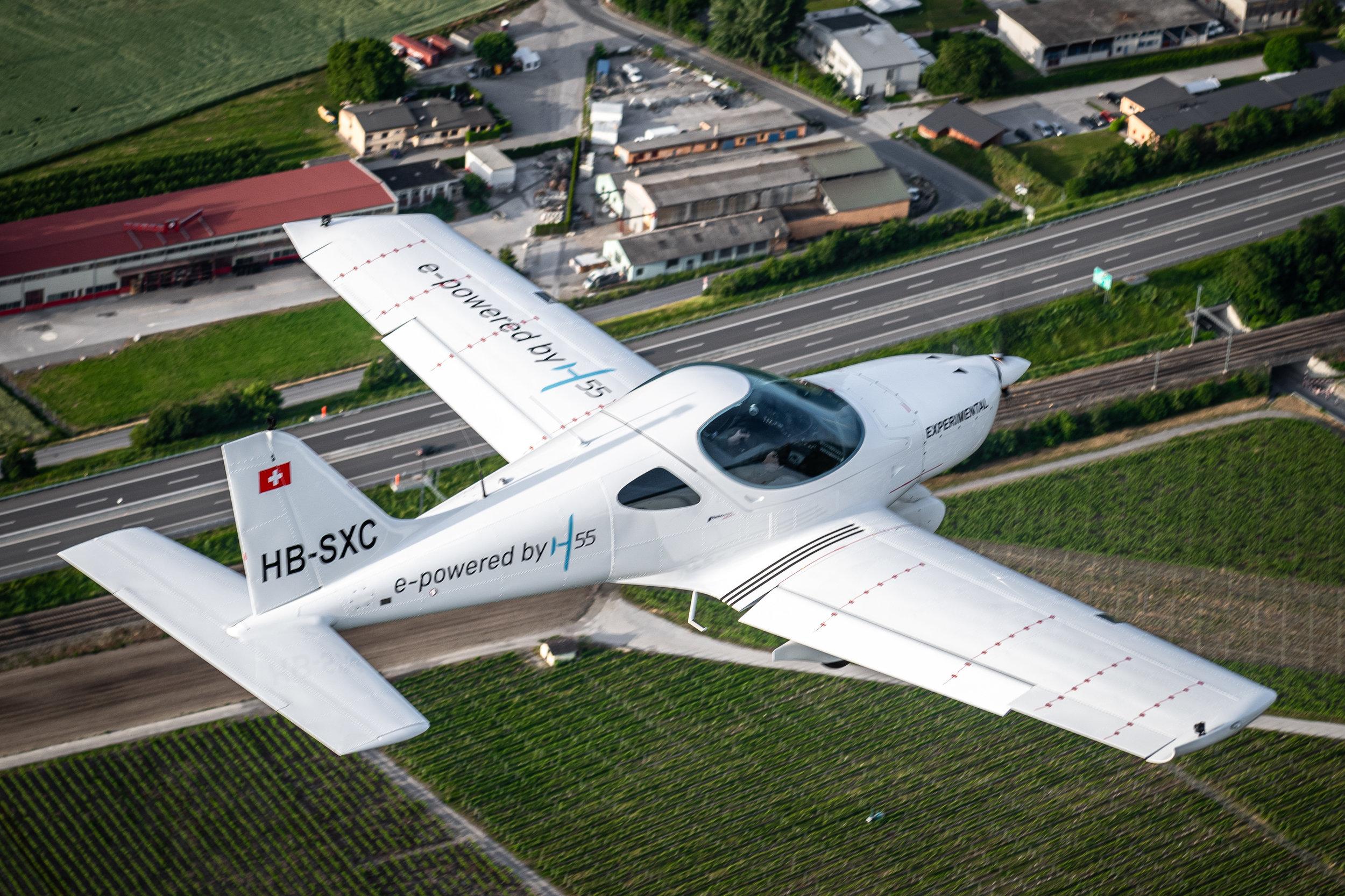 H55 Flight Trainer  ©  H55 /  Anna Pizzolante