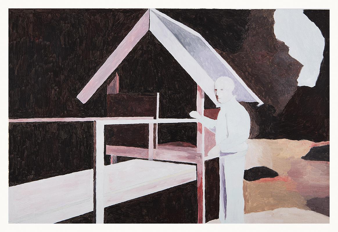 2018 / Playground 40x60 / Oil on Canvas