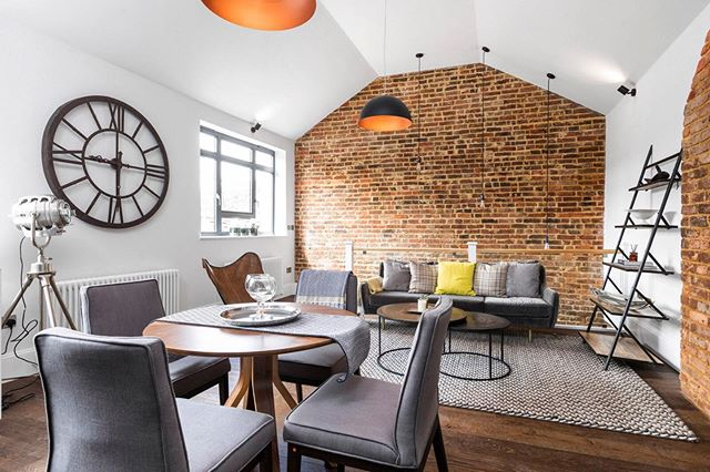 Plot 1 The Stables - A unique one bedroom duplex apartment with its own private garden in the heart of Reigate.