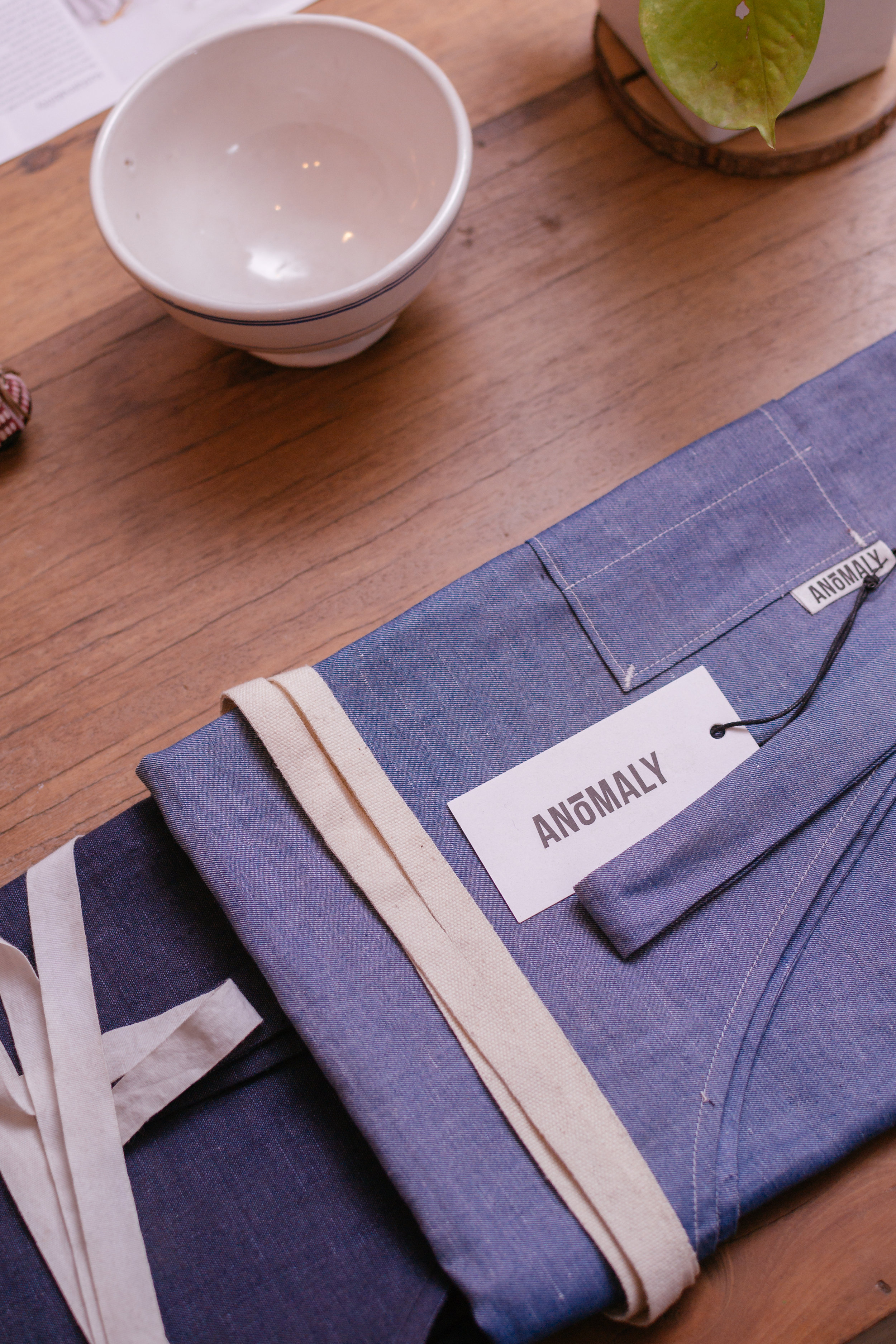 """""""It transformed into a more concrete idea when we understood what it would mean to people."""" - A work-wear brand, using only Indian fabrics.We wanted to break the pre-existent aesthetics when it comes to clothing in India, and encourage a shift to more practical, high-quality line of designs with staples you can wear throughout the day."""