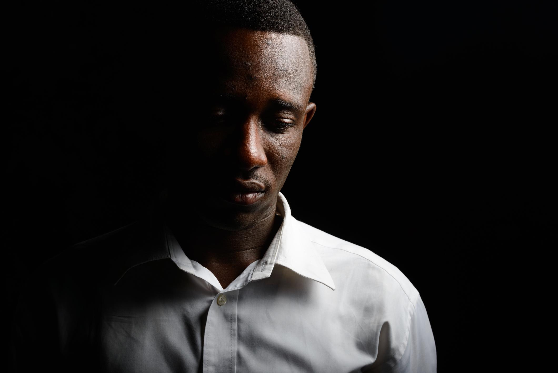 black man eyes down stock photo.jpg
