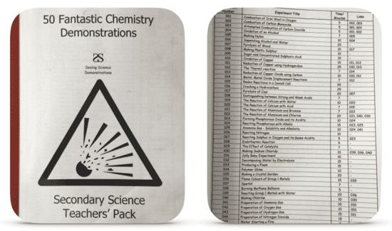 Dan King's Book on 50 Fantastic Chemistry Demonstrations - 1999.