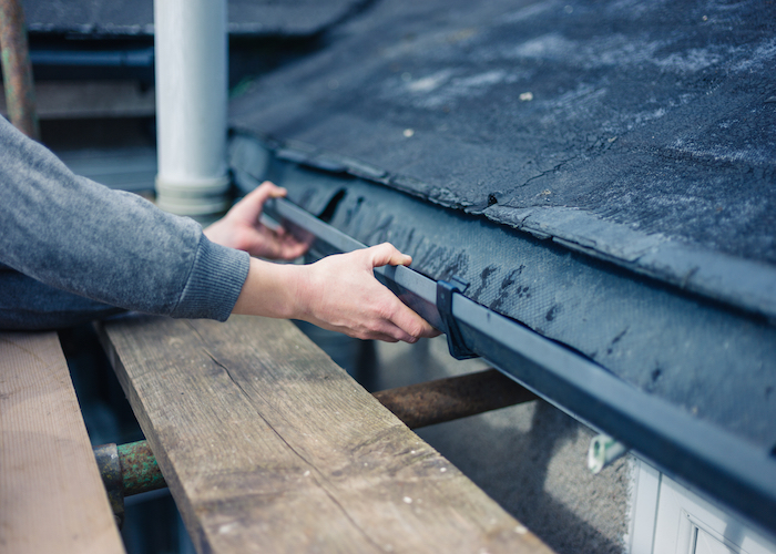 Installation & Repairs - Gutters and downspouts collect and carry rainwater away, serving as your home's first line of defense against a wet basement or crawl space, and boggy landscaping. It is very important that your gutters are properly installed, maintained and in working order.