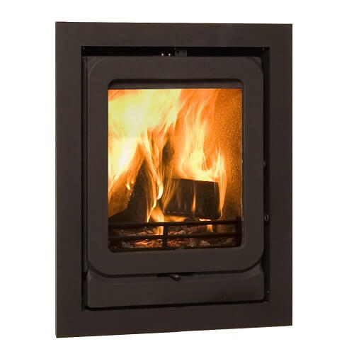 Inset Stove FDC5I and FDC5IW (wide) Woodburning Stoves