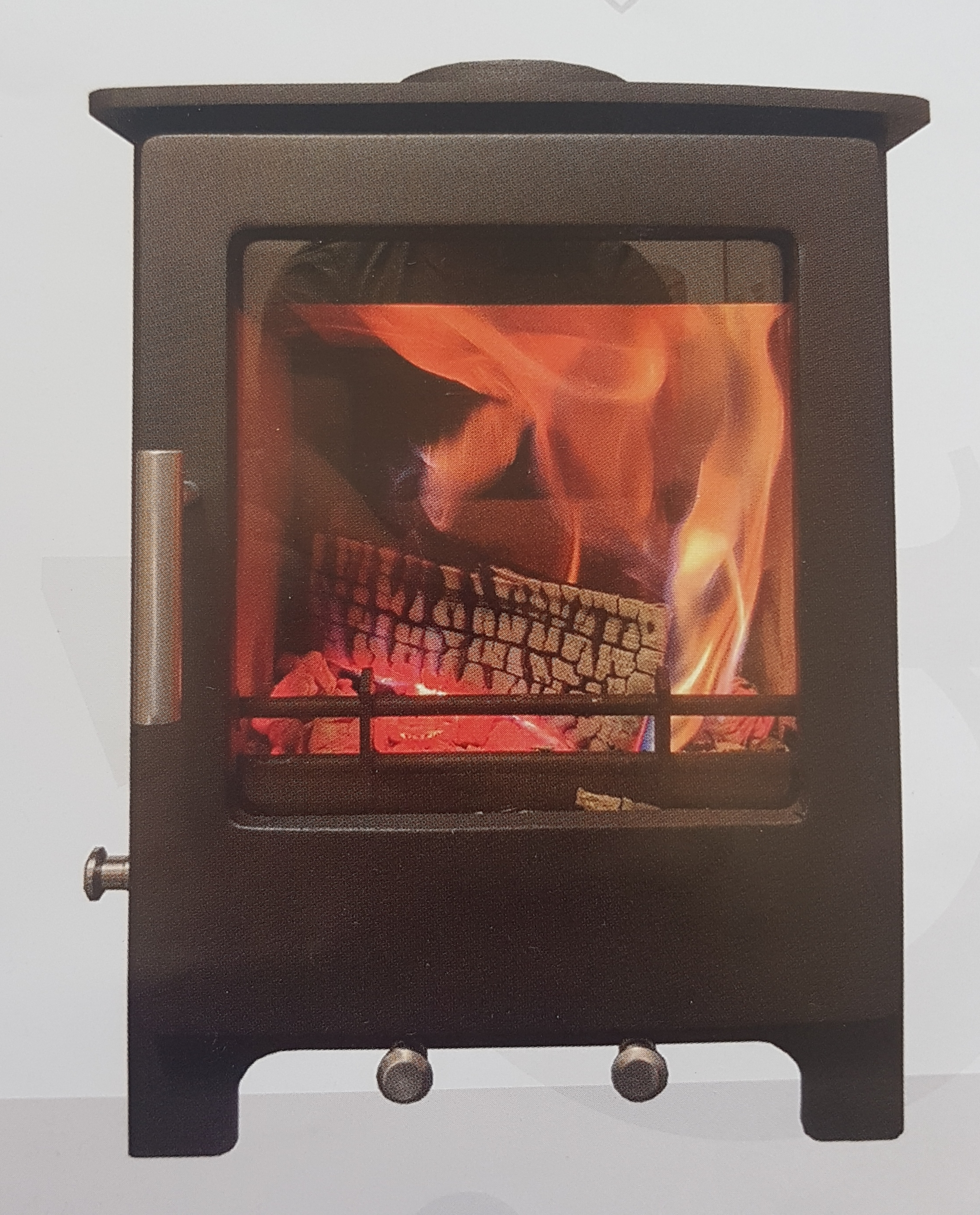 The Lowry 5kW - available in August