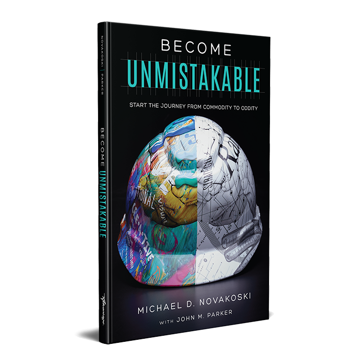 "Discover the story that started it all. - ""Become Unmistakable is a book full of wisdom — read it, think about it and apply the principles."" -Professor Anath Raman, Harvard Business School BUY THE BOOK"