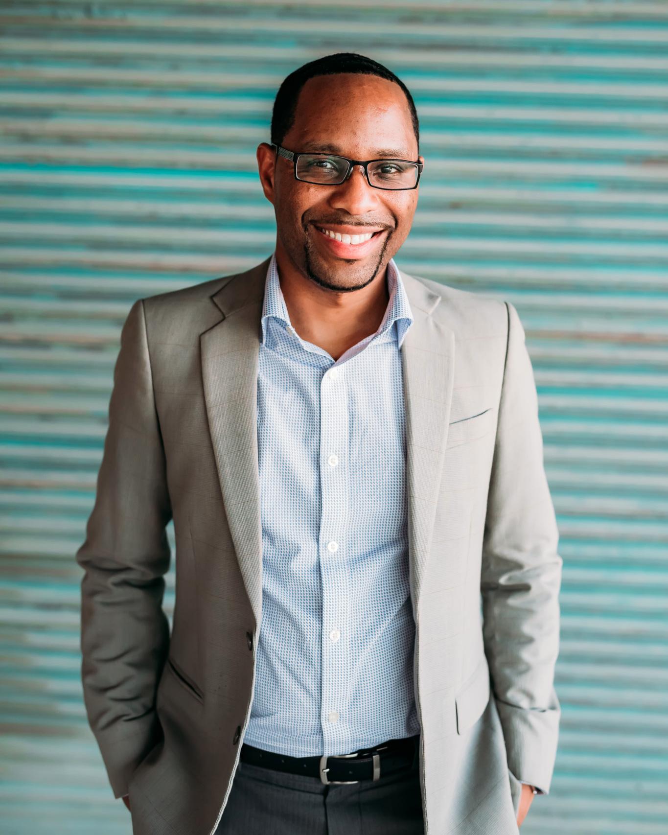 Reuben Cummings - Nerevu Founder & President