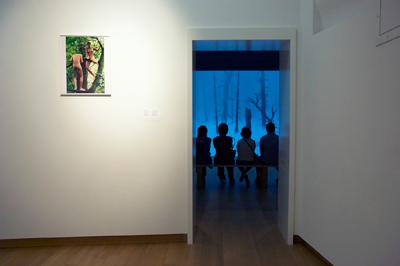 Untitled-Stedelijk VII  C-print, 16x19 inches, 2011